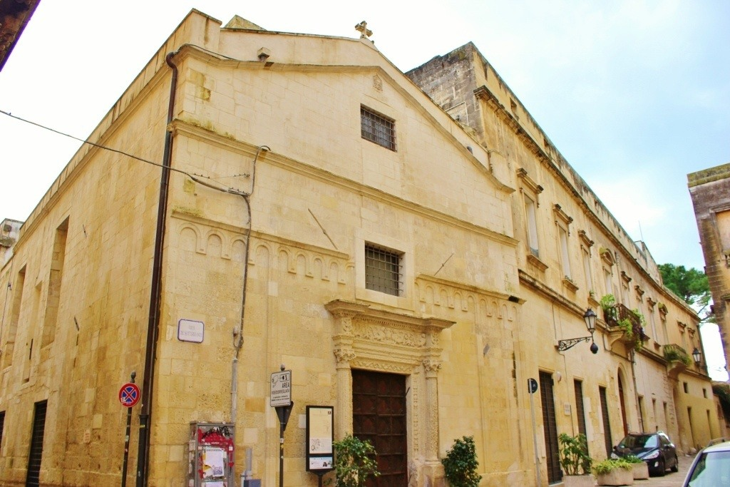 Lecce Italy Churches To see