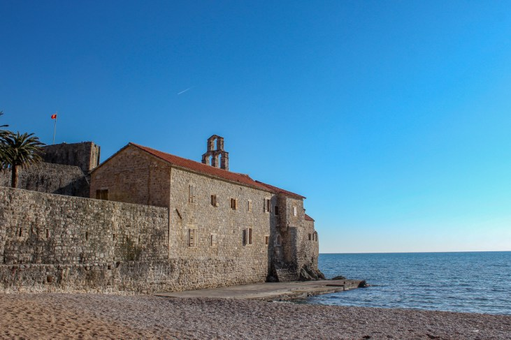 Budva Monastery, Montenegro