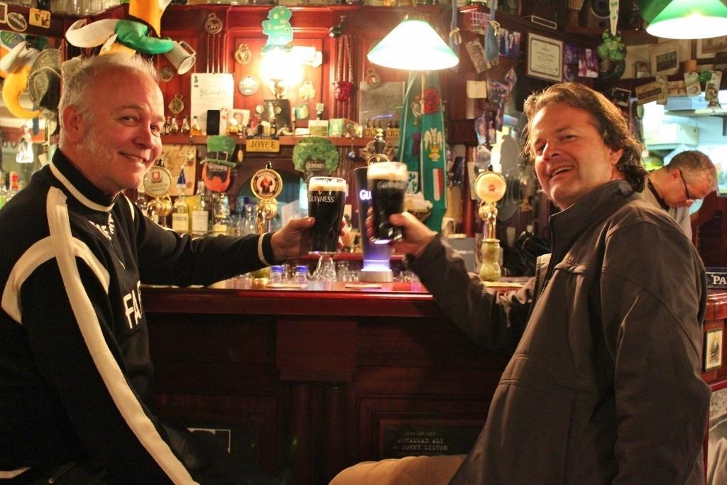Lecce Italy Irish Bar
