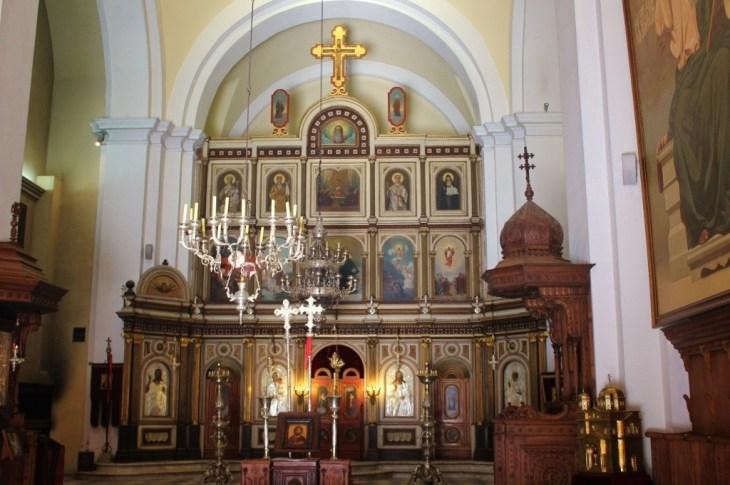 St. Nicholas Church in Kotor, Montenegro
