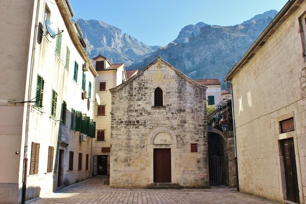 Kotor Montenegro Churches Tour