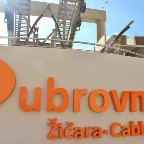 Dubrovnik Cable Car station