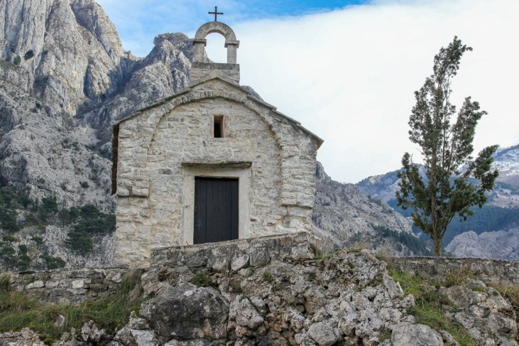 St. Elijah Church, Kotor, Montenegro