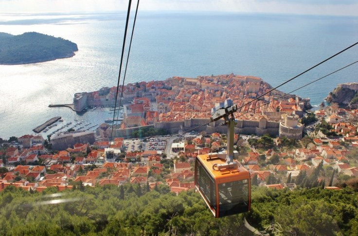 Dubrovnik Cable Car to Mt. Srd, Dubrovnik, Croatia JetSettingFools.com
