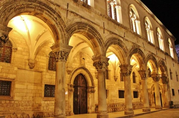 Rector's Palace, Dubrovnik, Croatia JetSettingFools.com