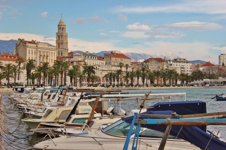 Outside the Palace Walls: Fisherman's Port