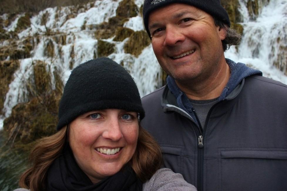 JetSetting Fools at Plitvice Lakes National Park in Croatia