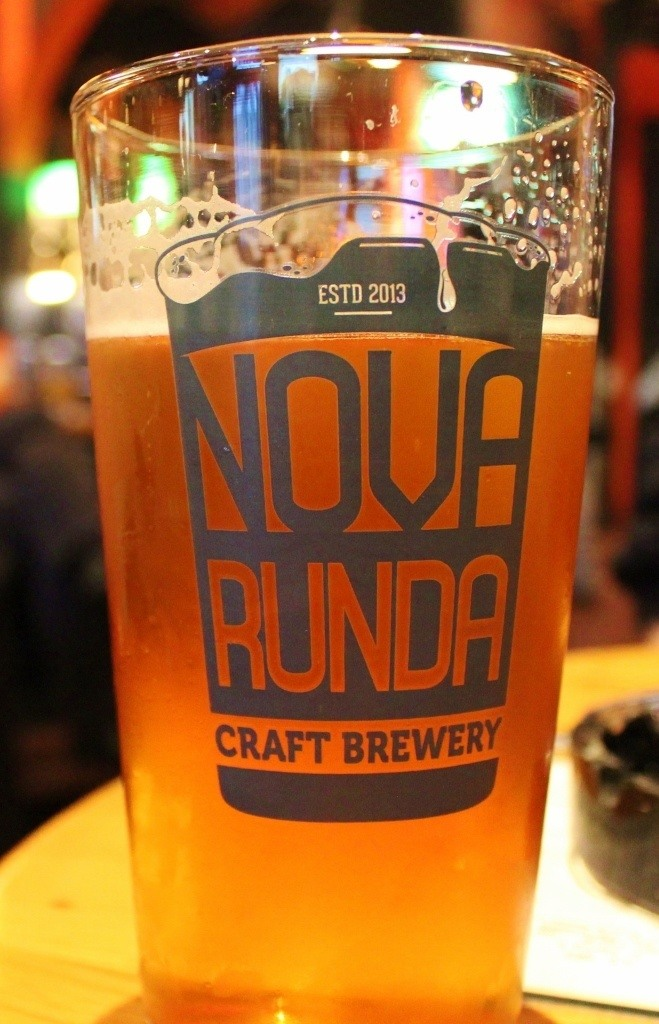 Nova Runda Craft Brewery in Zagreb