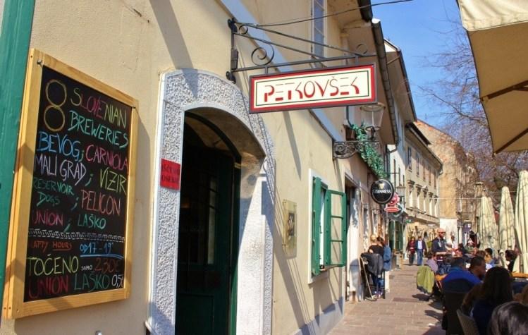 Ljubljana café culture: We seek out the spots that serve craft brew