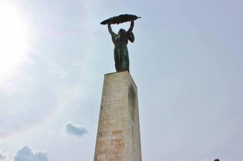 Gellert Hill: Liberty Statue