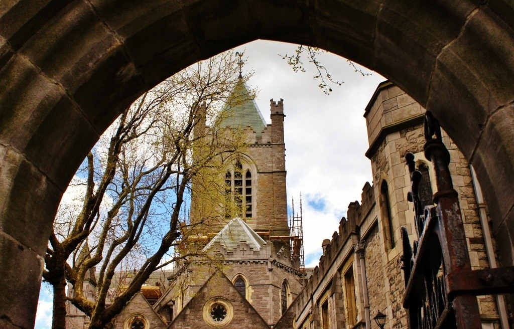 Dublin, Ireland self-guided walking tour: Christ Church Cathedral