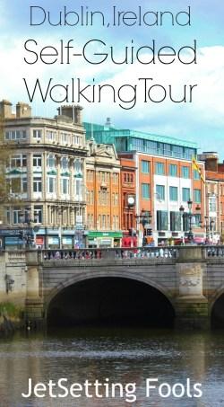 Dublin, Ireland Self-Guided Walking Tour