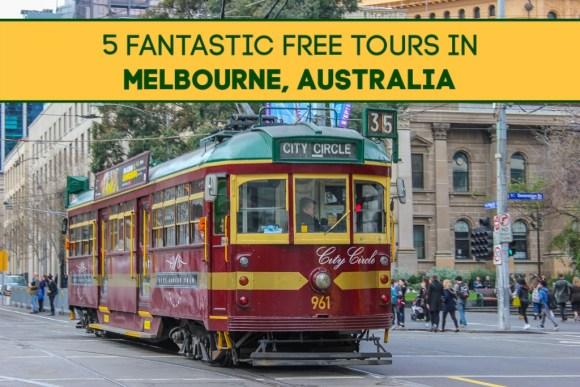 5 Fantastic Free Tours in Melbourne, Australia by JetSettingFools.com