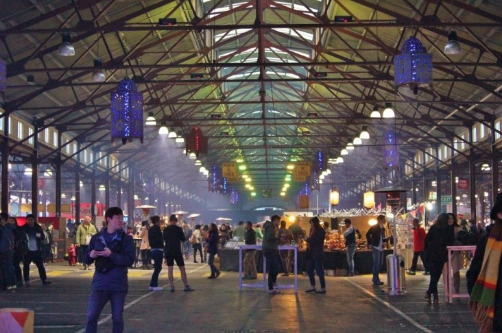 Queen Victoria Market: The night market is a feast for foodies, offering a variety of cuisine