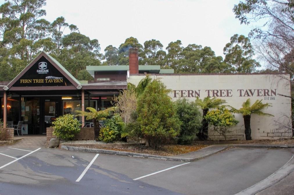 Freetree Tavern, Mt Wellington, Hobart, Tasmania, Australia