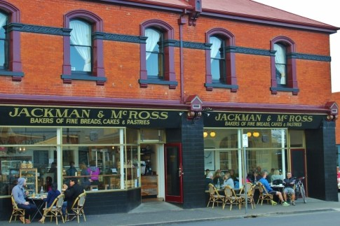 Hobart without a car: Battery Point Self-Guided Walking Tour