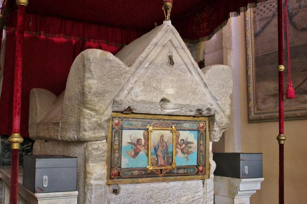 St. Euphemia's tomb