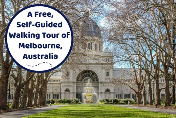 Self-Guided Walking Tour of Melbourne by JetSettingFools.com
