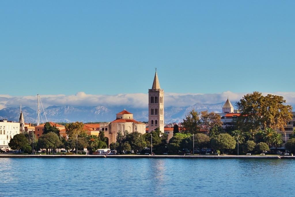Walking Tour Zadar, Croatia