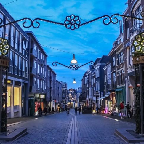 Street decorations in Nijmegen, Netherlands