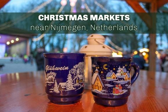 Christmas Markets near Nijmegen, Netherlands by JetSettingFools.com