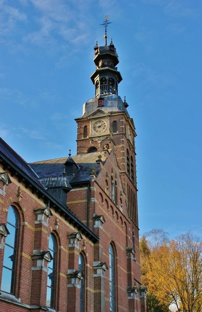 Bartholomew Parish Church Bell Tower in Beek, Netherlands