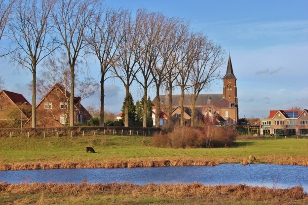 Beek-Ubbergen, Netherlands in PIctures - Ooij, Netherlands, a nearby village - JetSetting Fools