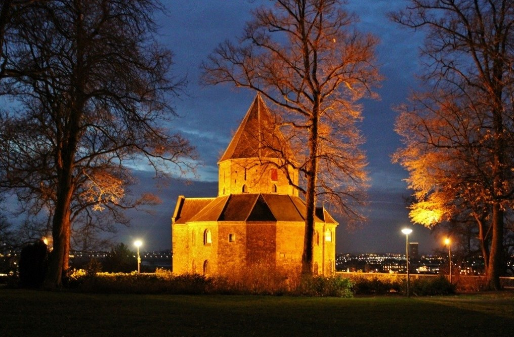 Nijmegen, Netherlands in Pictures St. Nicholas Chapel in Valkhof JetSetting Fools