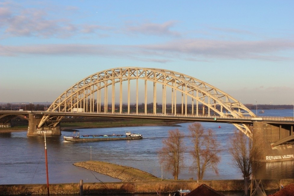 Nijmegen, Netherlands in Pictures The Waal Bridge JetSetting Fools