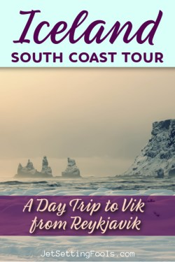 Iceland South Coast Tour Full Day Trip to Vik from Reykjavik by JetSettingFools.com