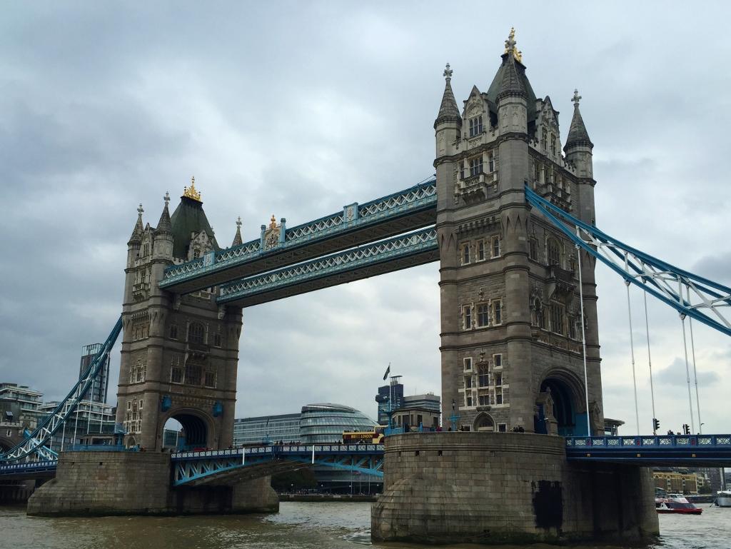15-Day London Paris Rome Itinerary London Tower Bridge