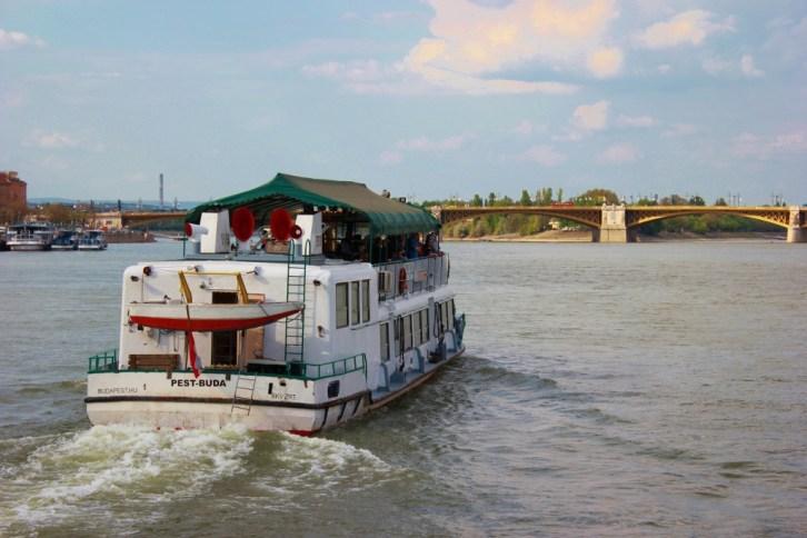 Budapest, Hungary Danube River Ferry JetSettingFools.com
