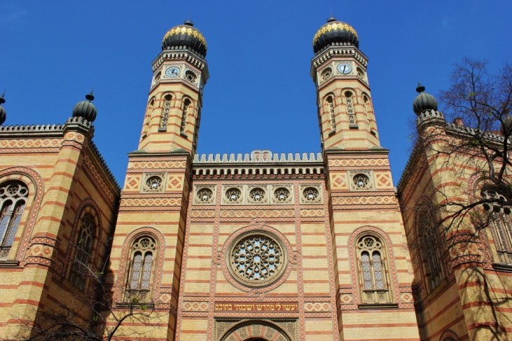 Budapest, Hungary The Great Synagogue JetSettingFools.com