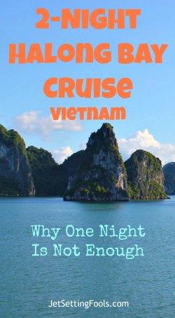 2-Night Halong Bay Cruise in Vietnam