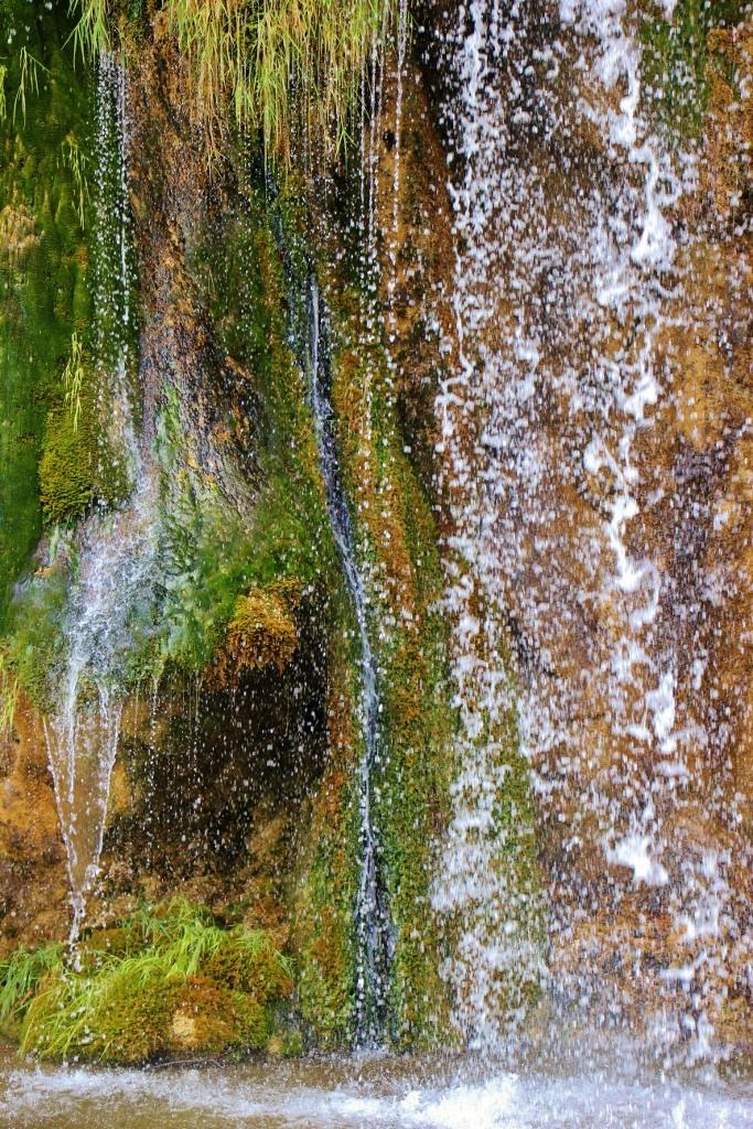 Falling Water, Plitvice Lakes National Park, Croatia