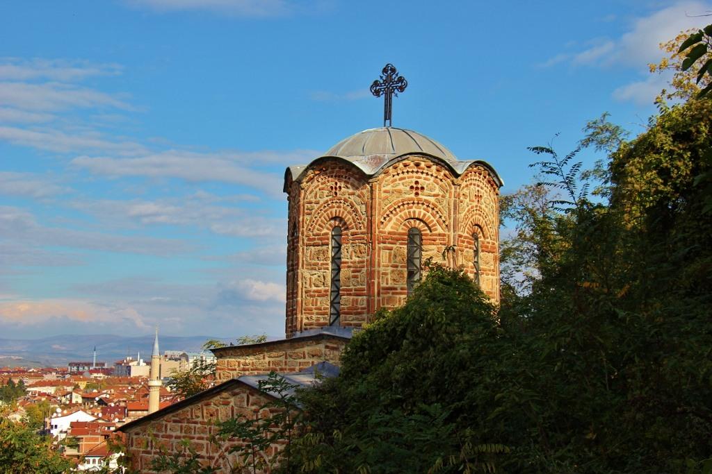 Church of Holy Sunday in Prizren, Kosovo