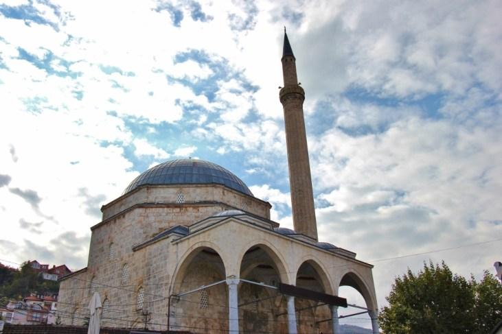 Sinan Pasha Mosque in Prizren, Kosovo