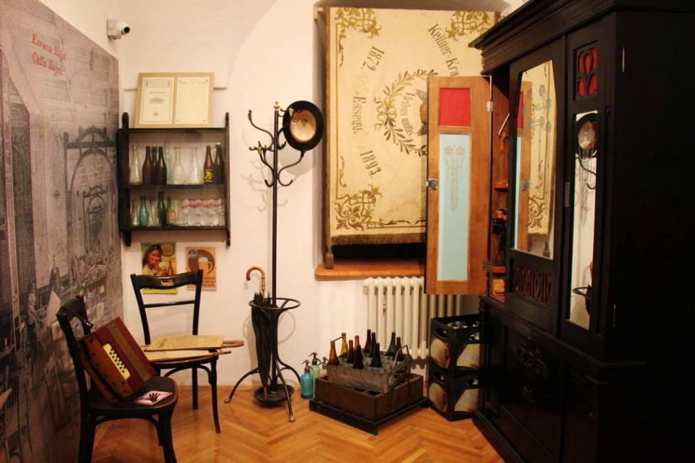 Display at Muzej Slavonije in Osijek, Croatia