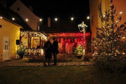 Christmas in Zagreb The Courtyards Advent Event Dvoriste Palace Balbi