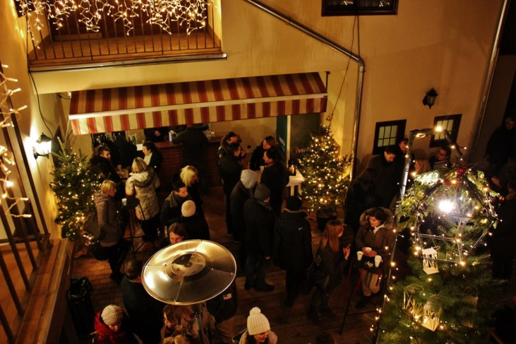 Christmas in Zagreb The Courtyards Advent Event Privatno Dvoriste Obitelji Milovac