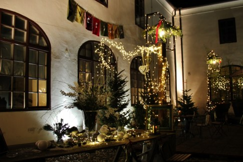 Christmas in Zagreb The Courtyards Advent Event inside Atru Muzeja Grada Zagreba