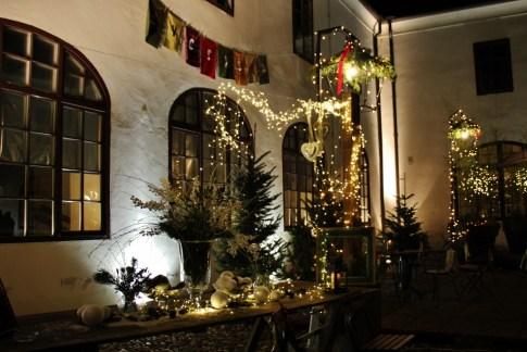 Christmas in Zagreb The Courtyards Advent Event inside Atru Muzeja Grada Zagreba