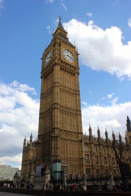 Big Ben in London, England, jetsettingfools.com