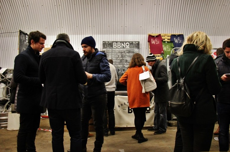 Brew By Numbers Taproom, Bermondsey Beer Mile, London Craft Beer Crawl