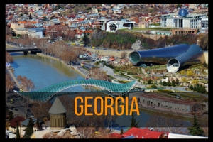 Georgia Travel Guides by JetSettingFools.com