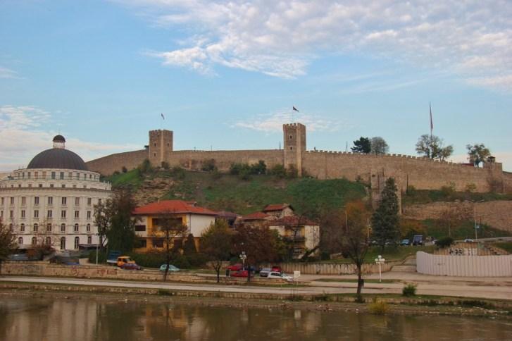 Kale Fortress, Skopje, Macedonia