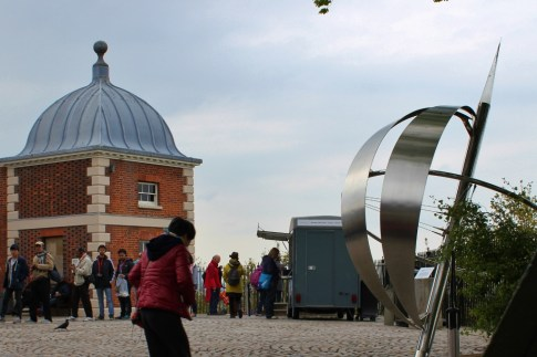 The Prime Meridian 0 Longitude in Greenwich, London, England, jetsettingfools.com
