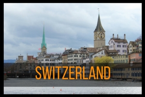 Switzerland Travel Guides by JetSettingFools.com