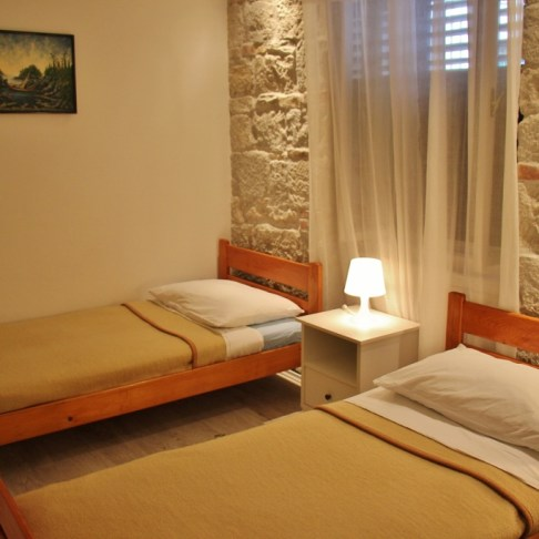 Bedroom in Apartment Herc in Split, Croatia