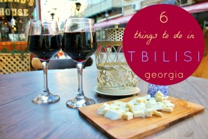 6 Things to Do in Tbilisi, Georgia by JetSettingFools.com